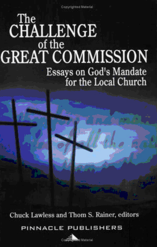 challenge church commission essay god great local mandate For more than half a century, bill moyers has been listening to america — a journalist traveling throughout the country, reporting on its people and the stories they have to tell.